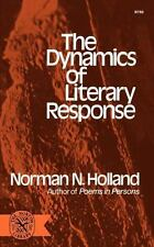 Dynamics of Literary Response (The Norton library ; N 790)