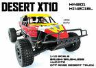 Desert Racer XT10 Buggy Electrical RC-550 1:10 Esc 150A 2.4GHZ HI4201 HIMOTO