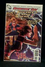 Justice League of America #46A Francis Manapul Variant Signed by Rob Hunter