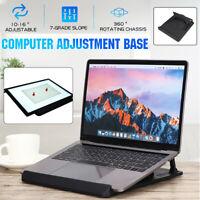 Rotating Laptop Stand Adjustable Computer Drawing Board Holder Base Bracket