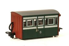 More details for peco gr-556 bug box 4 whl. coach 3rd class early preservation livery 00-9 gauge