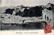 CPA MARSEILLE Pont de la Fausse Monnaie (404862)
