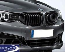 Original BMW M PERFORMANCE Ziergitter Nieren F34 GT F34LCI schwarz Frontgitter