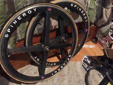 Spinergy Rev X 700c Tubular Wheelset
