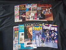 1980'S-1990'S COLLECTIBLE MAGAZINES - LOT OF 20 - CW 5033