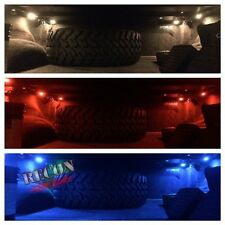 RECON CARGO AREA / BED RAIL 7-COLOR LED LIGHT KIT w/ REMOTE PART# 26417RGB