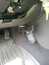 Gun Magnet 2.0 Hidden Concealed Carry Fast Draw Under Table Car Dash Ready Draw