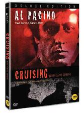 CRUISING (Al Pacino, Paul Sorvino, Karen Allen, 1980) NEW DVD