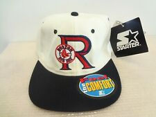 Vintage MLB Boston Red Sox Stretch Fit S/M 6 5/8 - 7 1/8 Hat 80s Starter NWT