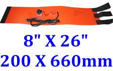 "8"" X 26"" 200 X 660mm 600W w Control Tank Drum Band Barrel Bottle CE Heater"
