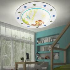 design Enfants Chambre éclairage plafond Singe Oiseau Animal figurines jeunes de