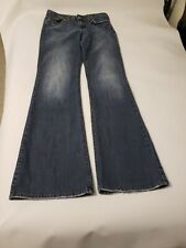 Lucky Brand Sweet N' Low Boot Cut Blue Jeans Size 6/28