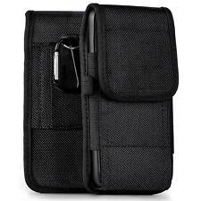 Handy Gürteltasche für Apple iPhone Xr Vollschutz mit doppelter Gürtel Schlaufe