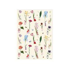 NEU*SILKE LEFFLER*Geschenkpapier 50 x 70cm *Blumenfrauen*