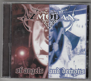 AZMODAN - of angels and demons CD