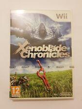 Xenoblade Chronicles  Wii version Pal Europa NUEVO 5 idiomas(Español incluido)
