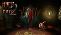 Hand of Fate 2, PC Digital Steam Key, Same Day Email Delivery Global/Region Free