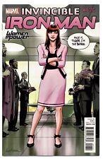 INVINCIBLE IRON MAN v3 #7(5/16)1:RIRI WILLIAMS(WOMEN OF POWER VARIANT)CGC IT/9.8