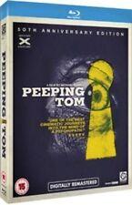 Peeping Tom Special Edition Blu-ray 1960 DVD Region 2