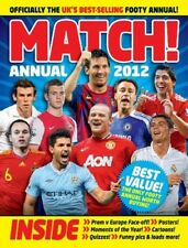 New, Match Annual 2012: From the Makers of the UK's Bestselling Football Magazin