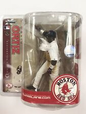 McFarlane MLB Baseball Boston Red Sox DAVID ORTIZ White Jersey series 12