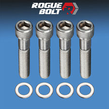SBC BBC LONG WATER PUMP BOLTS STAINLESS KIT SMALL BIG BLOCK CHEVY 350 396 454