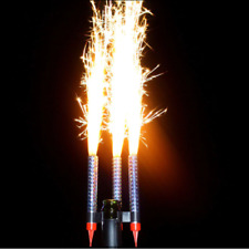 "Birthday Wedding Bottle 6"" Medium Party Gold Sparkle Candle Cake Candles"