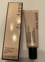 Mary Kay Foundation Primer Sunscreen Broad Spectrum SPF 15 *FREE SHIPPING*