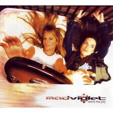 Madison Violeta - Worry EL JURADO NUEVO CD