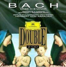 Bach – Mass In B Minor ~ Janowitz, Ludwig, Schreier, Ridderbusch, Karajan 2-CD