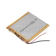 357585, Internal Lithium Polymer Battery 3.7V 2800mAh 35x75x85mm