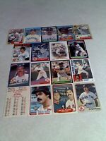 *****Dwight Evans*****  Lot of 50 cards.....ALL DIFFERENT / Baseball