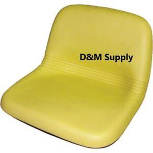 Mower seat to fit John Deere GT242 GT262 GT275 LX172 LX173 LX176 LX178