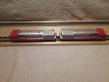 Bachmann HO Santa Fe EMD powered and dummy #350 (HO165320)