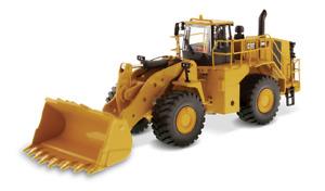 "Diecast Masters 85901 ""High Line"" Caterpillar 988K Wheel Loader 1:50 Mint/ Box"