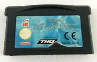 Jeu Game Boy Advance GBA en loose  Disney Atlantis EUR  Envoi rapide et suivi