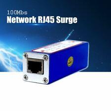 Network RJ45 Surge Protector Thunder, power surger protection, Lightning