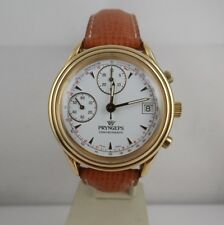 15 - Pryngeps chronograph manual valjoux 7765 NOS New old stock