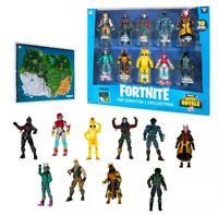 Fortnite Battle Royale - The Chapter 1 Collection 10 Figure Pack NEW 2020 🔥🔥