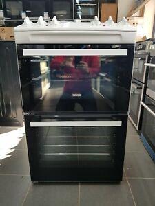 New Unboxed ZANUSSI ZCV46050WA 55 cm Electric Ceramic Cooker - White -