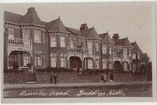 Burnley Road, Dudding Hill, Neasden, London RP Postcard B779