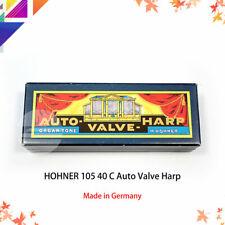 HOHNER 105/40 C Auto Valve Harp Harmonica