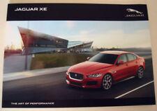 Jaguar Paper 2015 Sales Car Brochures