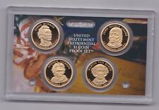 USA UNITED STATES  SET  2008-S PRESIDENTIAL DOLLAR PROOF BLISTER
