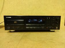 PIONEER DIGITAL AUDIO TAPE DECK DAT D-500