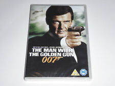 Man With The Golden Gun (1974) - Roger Moore - NEW / SEALED GENUINE UK DVD