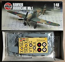 AIRFIX 04102 - HAWKER HURRICANE Mk.1 - 1/48 PLASTIC KIT
