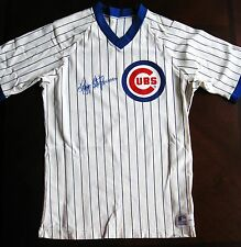 RARE Riggs Stephenson dec.85 PSA/DNA .336 BA Chicago Cubs 1926-34 Signed Jersey