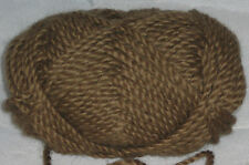 1kg pack 1000g Sepia Brown 100% Pure Merino Chunky knitting Wool Yarn weaving et