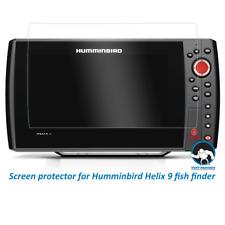 Tuff Protect Anti-glare Screen Protectors for Humminbird Helix 9 (2pcs)